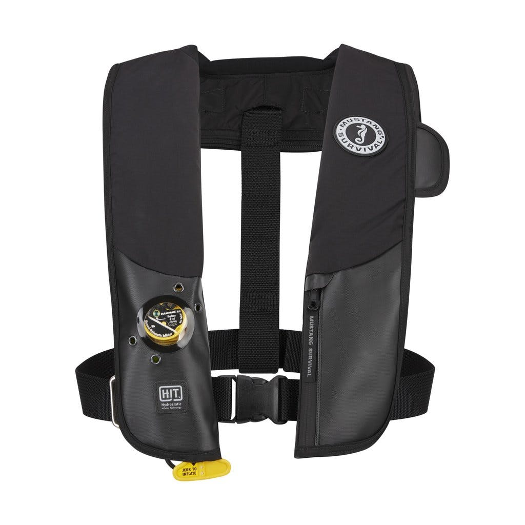 Mustang HIT™ Inflatable PFD (Auto Hydrostatic - Without Harness) MD318302