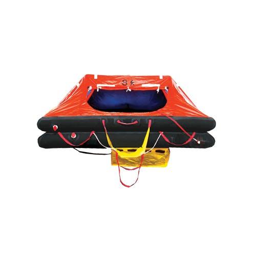 Elliot USCG/SOLAS 'A' Liferaft in Low Profile Container